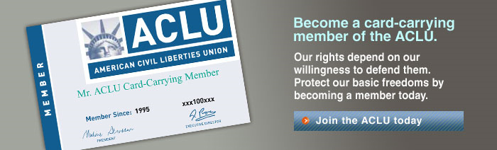 Become a member and join the ACLU of Arizona