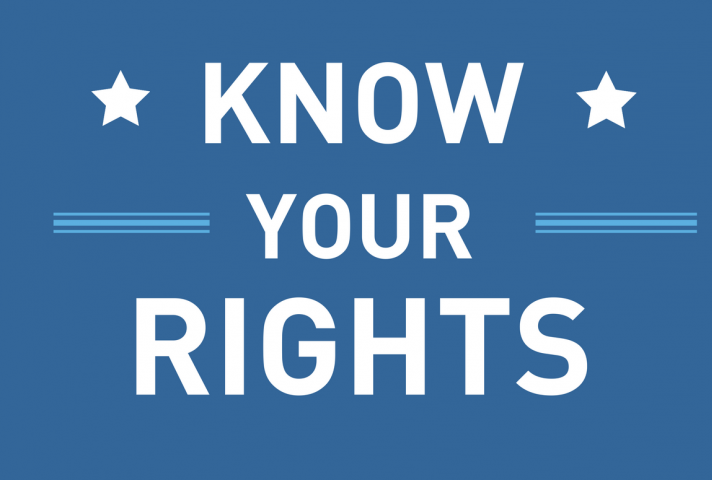 know your rights train the trainer