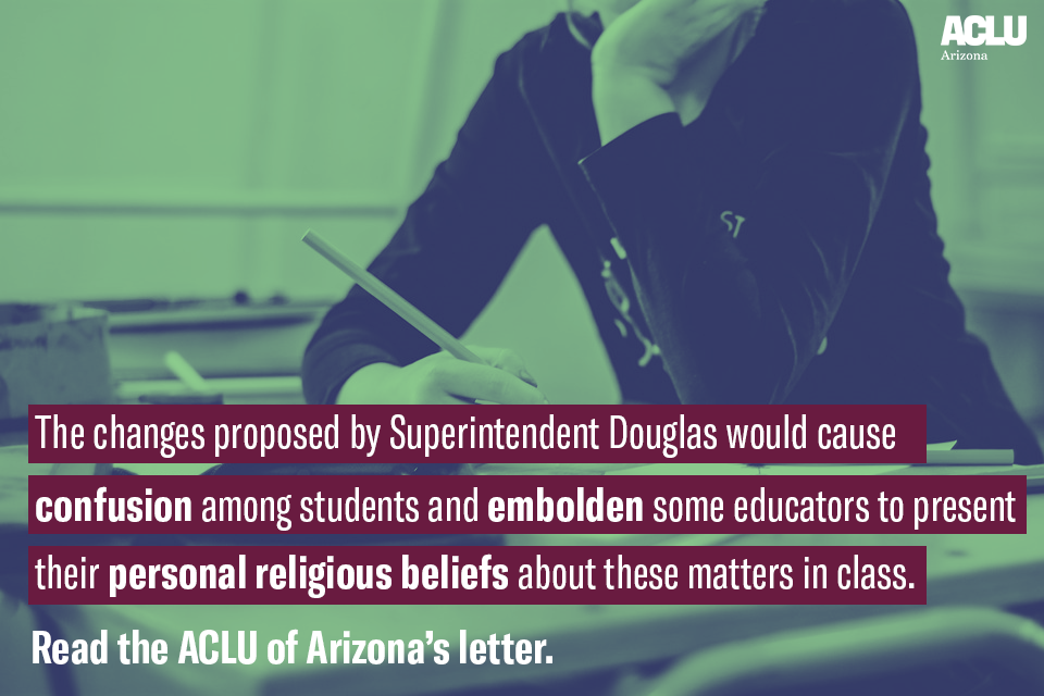 read the ACLU of Arizona's letter