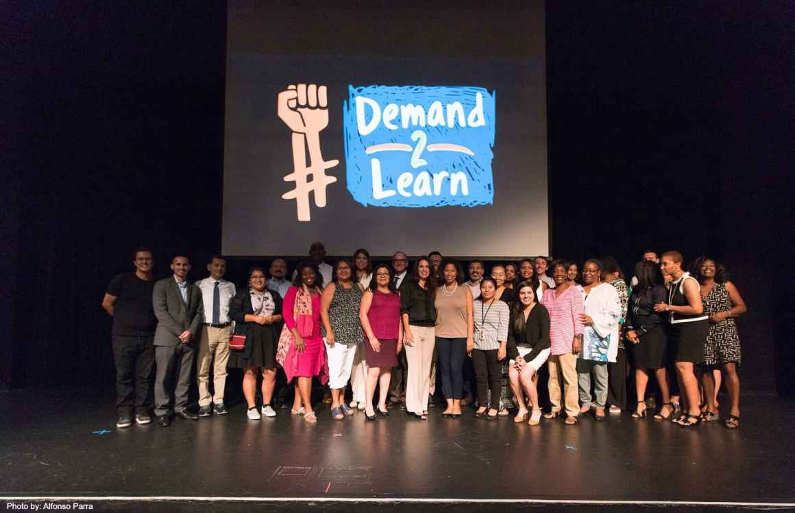 demand2learn launch