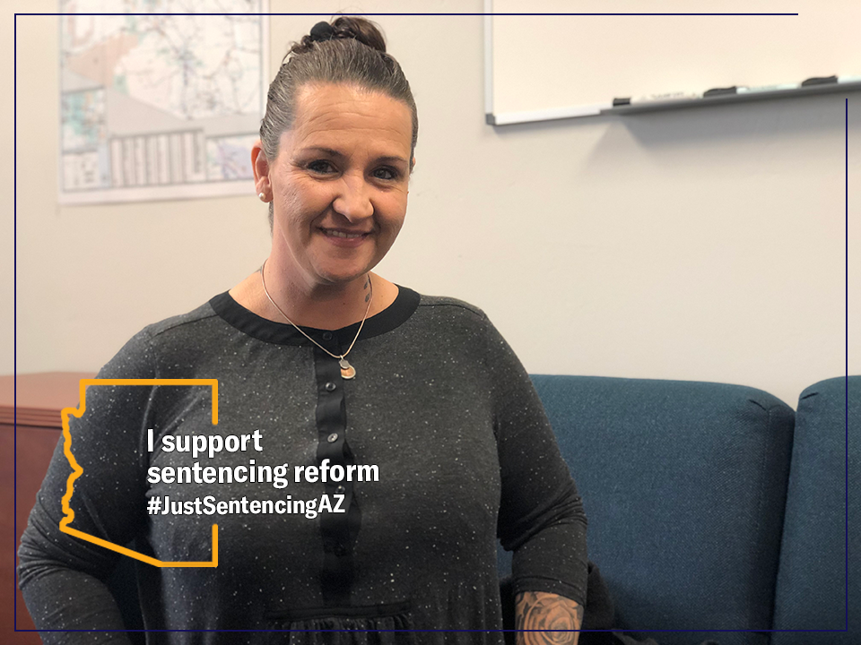 I support Just Sentencing Reform