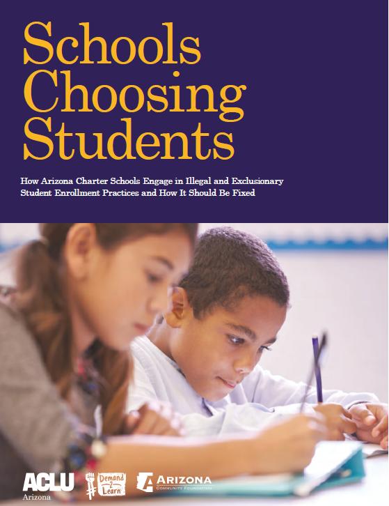 Schools Choosing Students