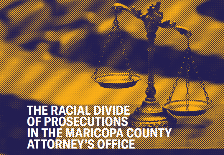 Racial Divide of Prosecutions