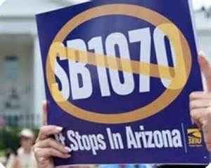 sb 1070 poster sign
