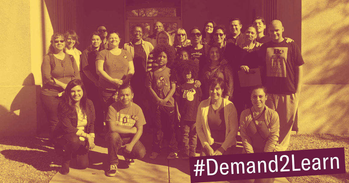 Demand2Learn March Charter meeting
