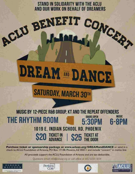 ACLU Benefit Concert